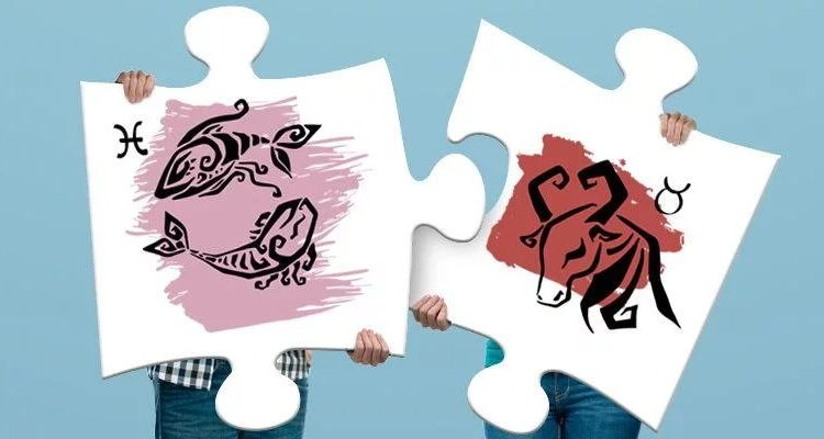 Compatibilidad en el amor de Piscis y Tauro